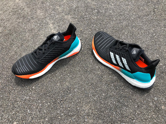 cfa5173ec Road Trail Run  adidas Solar Boost Initial Review  Splashy Tropical ...