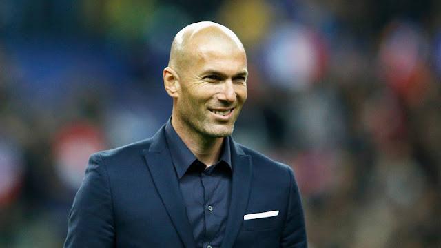 Zinedine Zidane Set to Replace Santiago Solari at Real Madrid