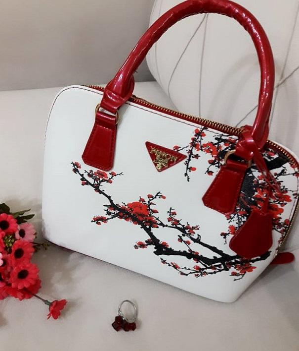 bahar dalı, çanta