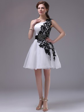 http://www.dressesofgirl.com/one-shoulder-short-mini-inexpensive-organza-with-black-appliques-prom-dress-dgd02042244-812.html