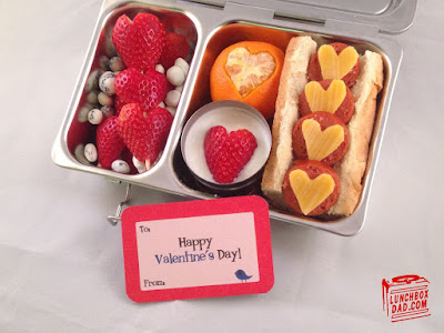 Top 20 Valentine's Day Bento Lunches