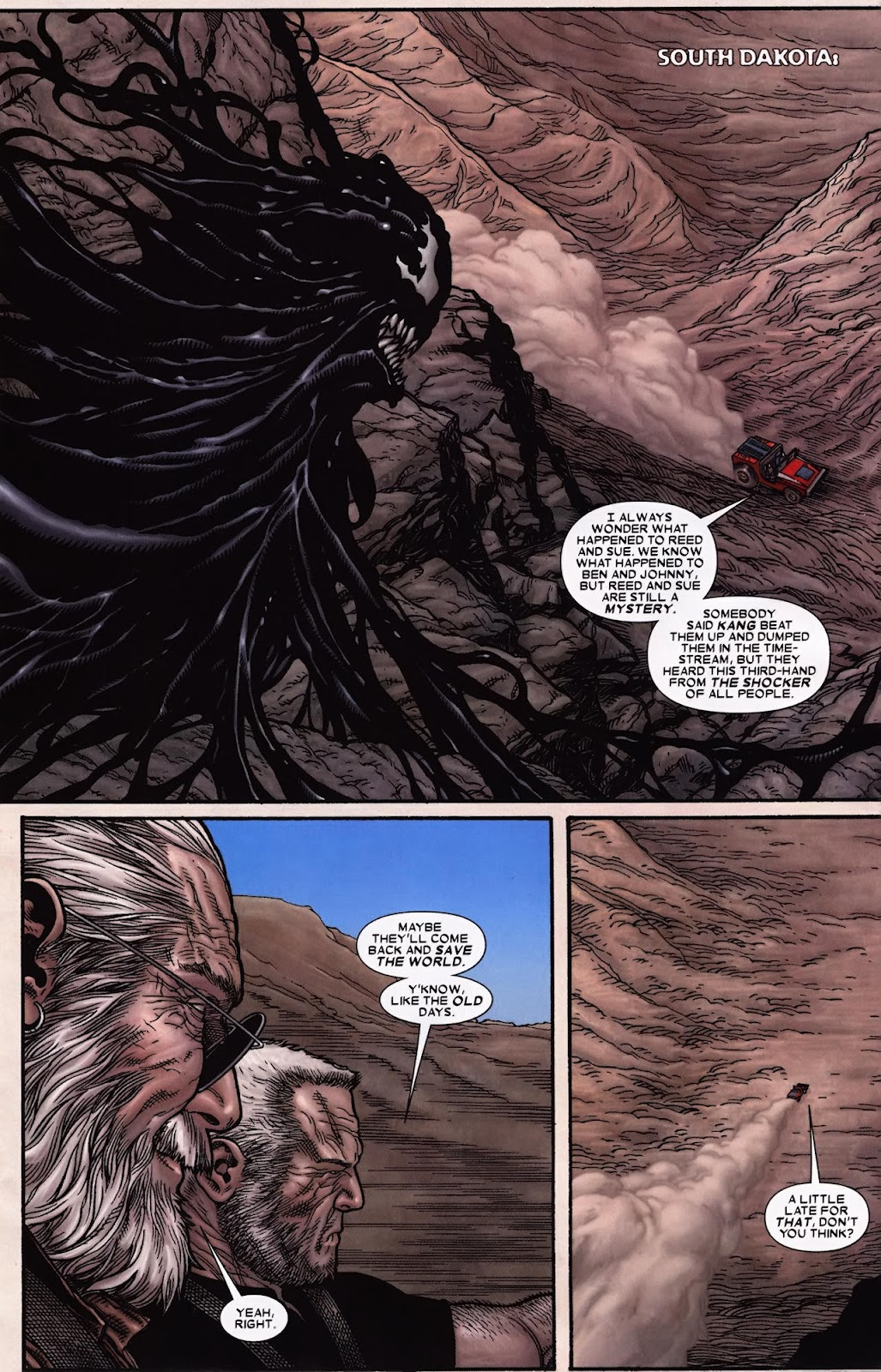 Read online Wolverine (2003) comic -  Issue #69 - 15