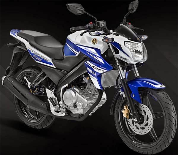 Harga Yamaha New Vixion, Review & Spesifikasi April 2017