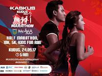 KASKUS Kudus Half Marathon 2017 hadiah total Rp 84 juta