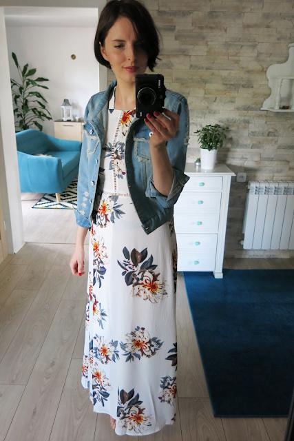 Maxi sukienka | Maxi dress | Tosave
