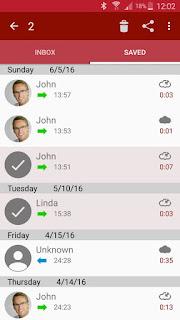 Automatic Call Recorder Pro screenshot 4