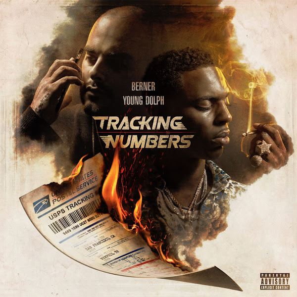 Bener & Young Dolph - Tracking Numbers  Cover