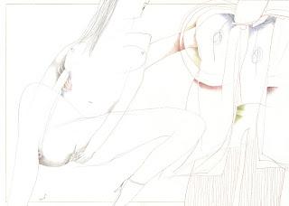 Pablo Garat Dibujo Pareja De Enamorados Que Finalmente Se