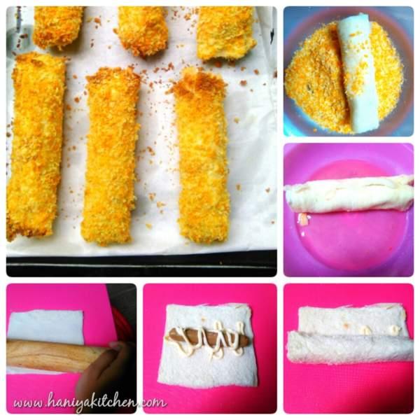 Resep Roti Sosis Mayonaise