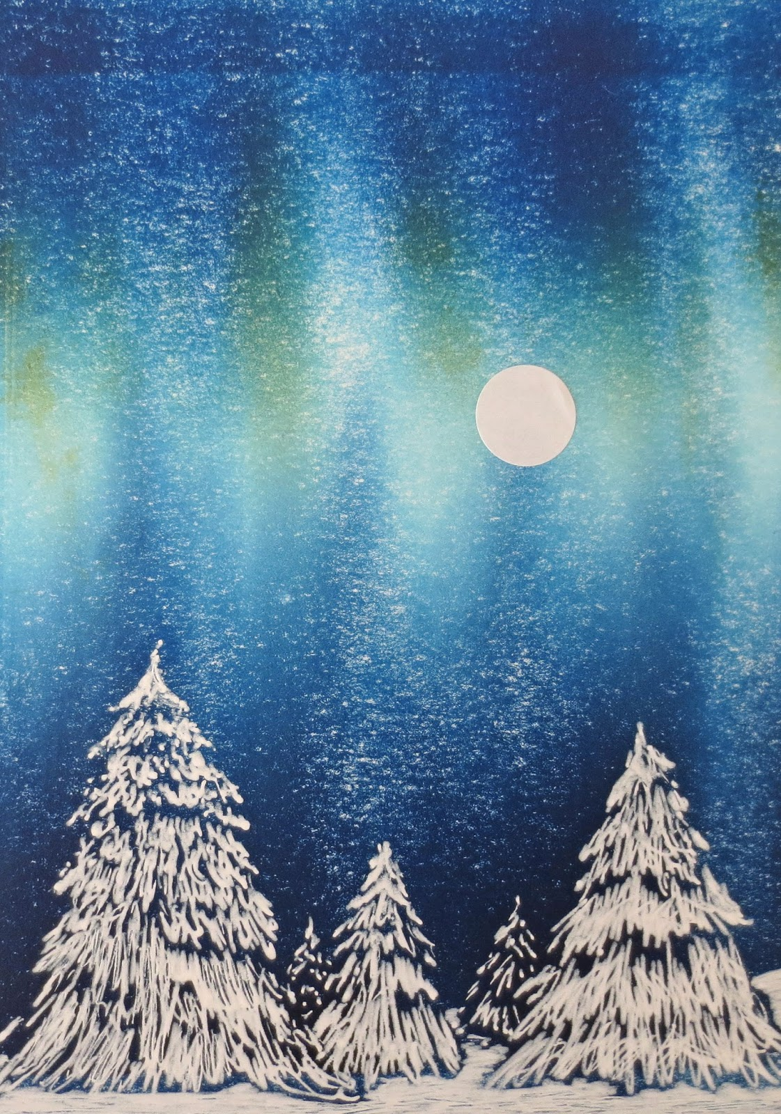Lisa le quelenec seaside studios paintings prints and mixed media seasons greetings mixed media 2016lisalequelenec kristyandbryce Choice Image