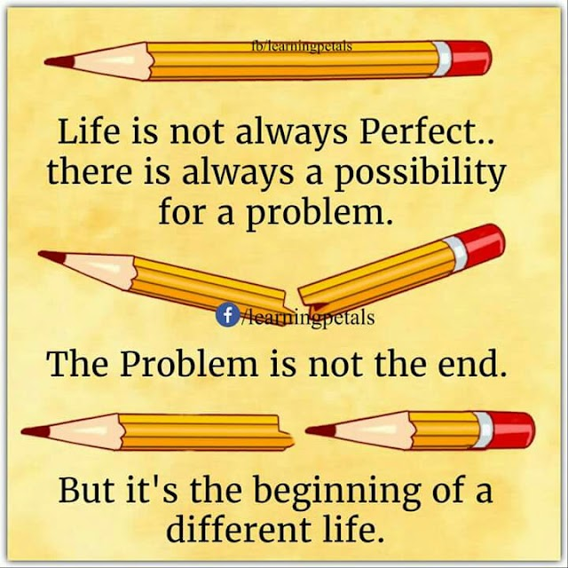 Life is Not Prefect
