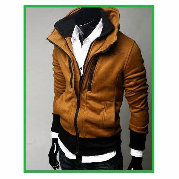 Model jaket korea Untuk Pria
