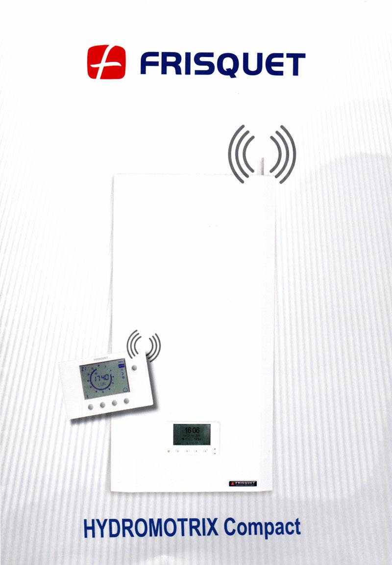 frisquet hydromotrix compact une chaudi re qui s ins re. Black Bedroom Furniture Sets. Home Design Ideas