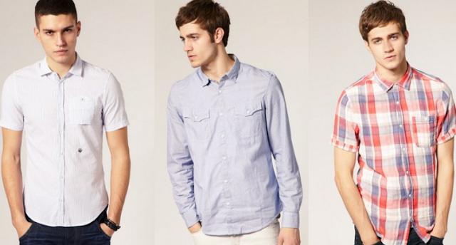 Model Baju Untuk Tubuh Kurus dan Tampil Keren