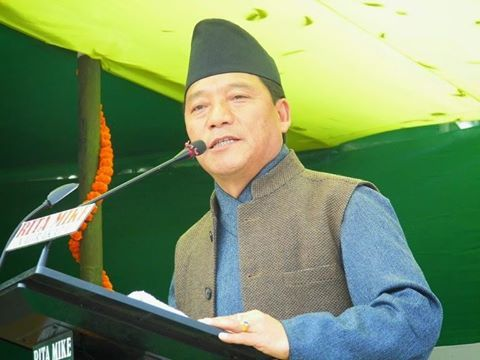 GJM chief Bimal Gurung