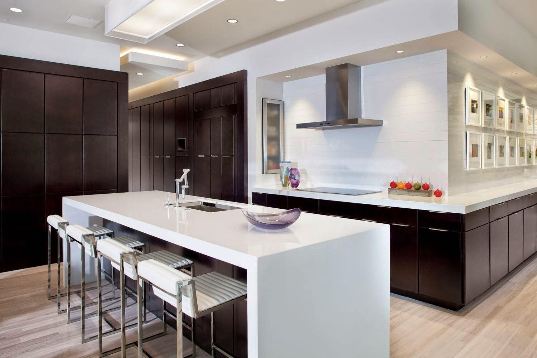 Cocinas Americanas De Diseño   Cocinas De Diseno Cool En Cocinas De ...