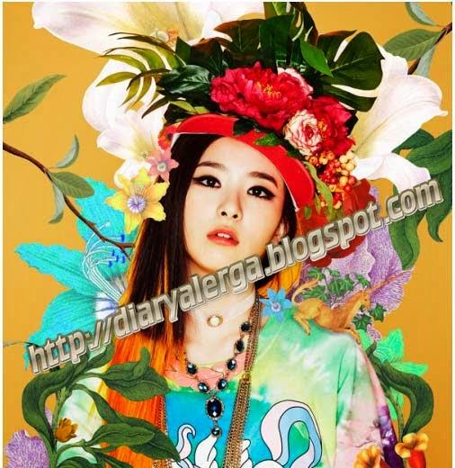 red velvet Kang Seul Gi