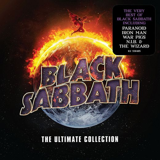 BLACK SABBATH - The Ultimate Collection [2CD Digipak remastered] (2017) full