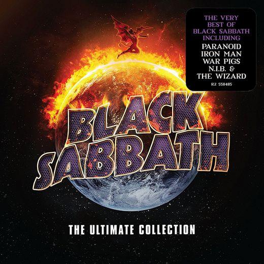 BLACK SABBATH - The Ultimate Collection [2CD Digipak remastered] (2017) full