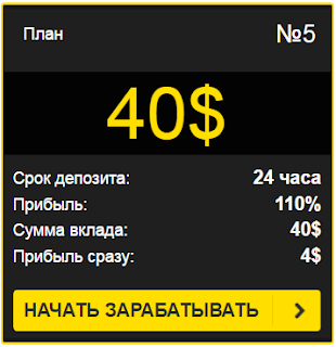 Открыли пятый тариф в хайпе instant-aneous.net