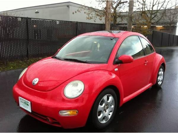 2000 Volkswagen New Beetle TDI