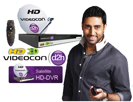Videocon d2h Satellite HD DVR Specifications ~ Welcome to
