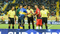 Caracas vs Everton