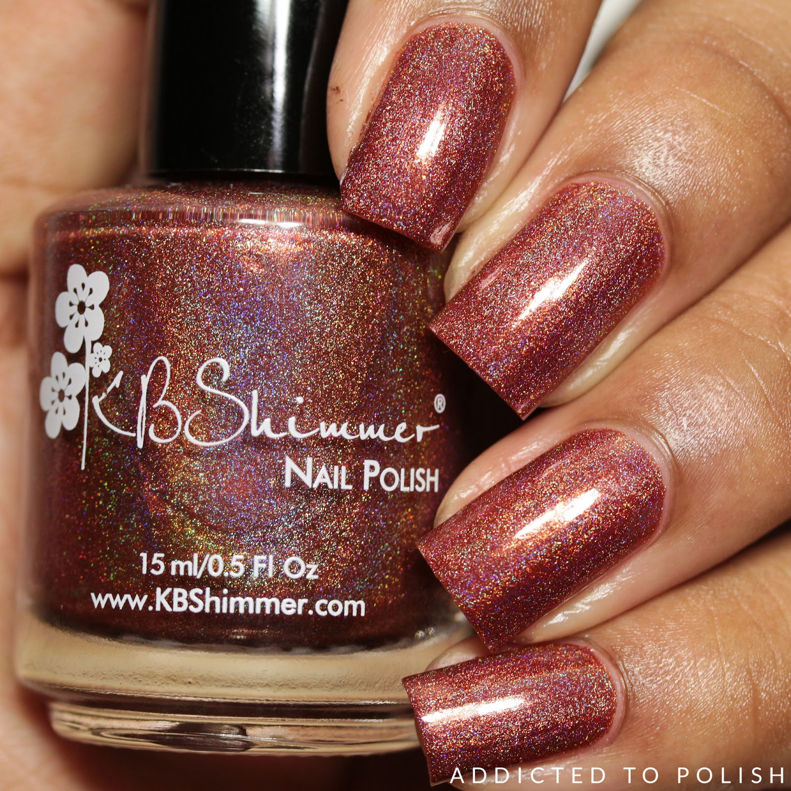 KBShimmer I Never Wood Have Guessed