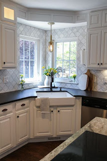 tips memanfaatkan sudur ruangan pada dapur