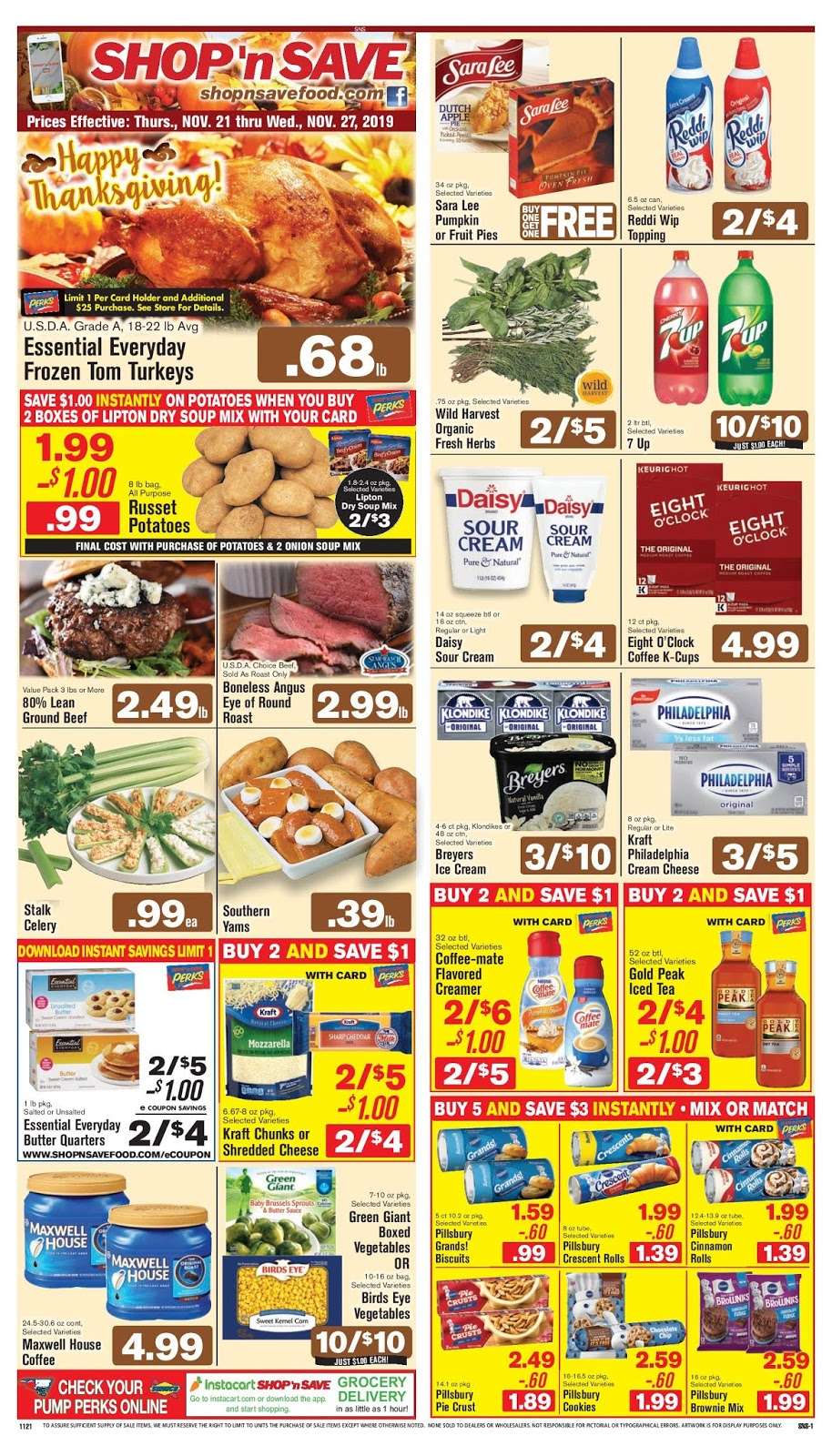 Shop n Save Weekly Ad