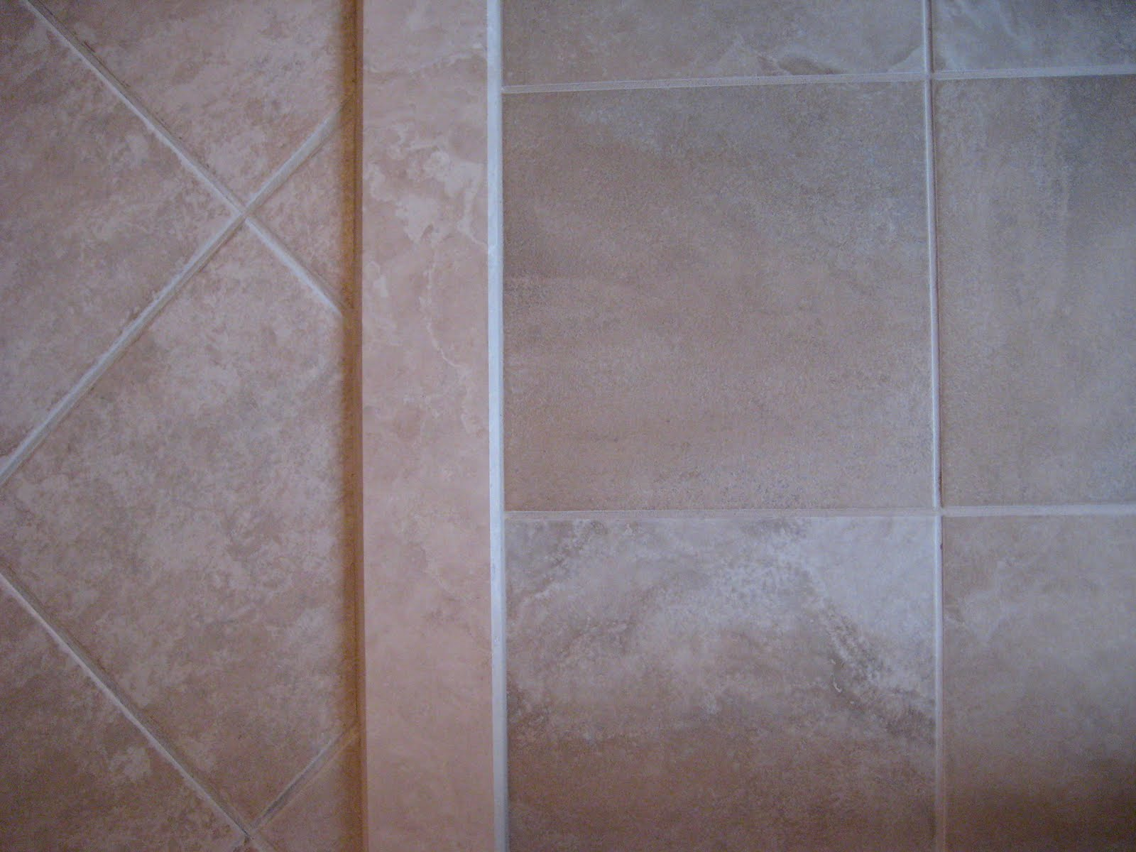 New Tile Saddle in place - tips on what to consider when tiling a room