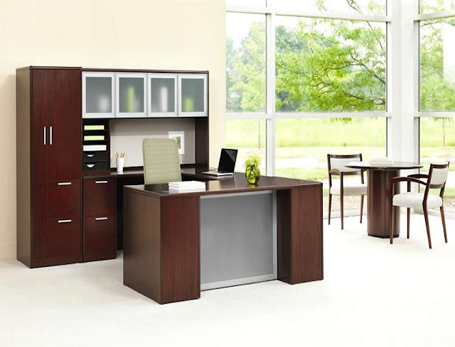 best buy used wood office furniture Anaheim for sale