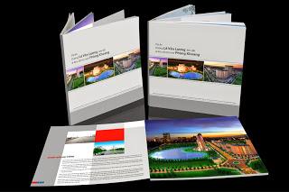 Sản phẩm Catalogues từ học thiết kế Illustrator tại Long Biên của VTD