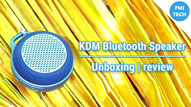 KDM Speaker