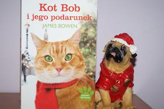 """Kot Bob i jego podarunek"" James Bowen"