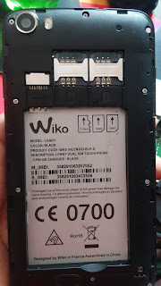WIKO LENNY MTK6572 Flash File Free Download photo2