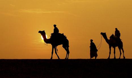 Abu Thalhah, Pernikahan yang Mengantar kepada Islam