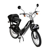 Un vélomoteur électrique : l'e-Solex.