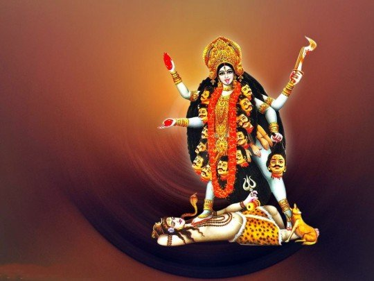 Goddess Kali Maa