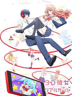 3D Kanojo: Real Girl Anime Sub Español Mega