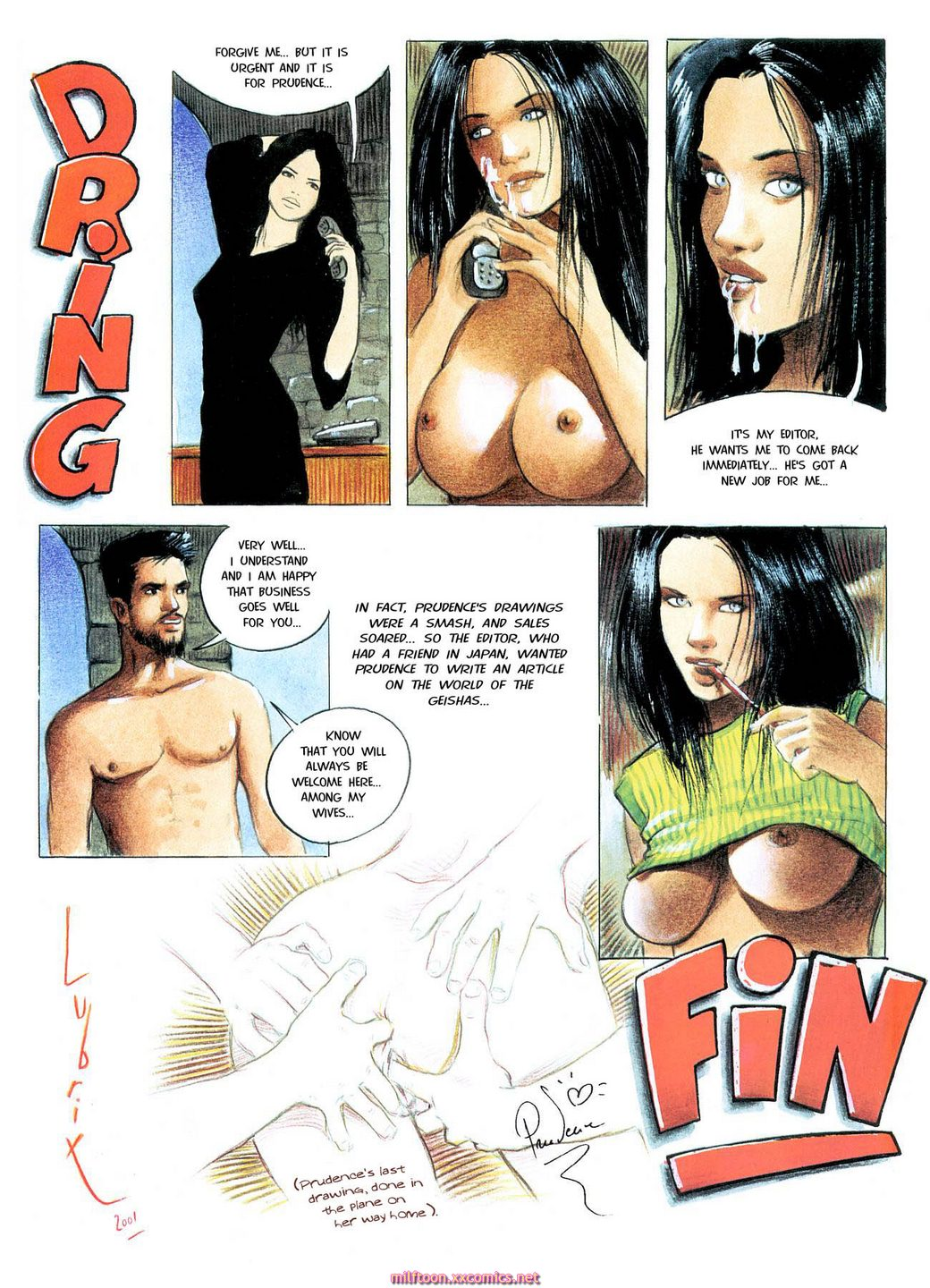 Free Sex Comics Sexual Hostage In The Desert-7398