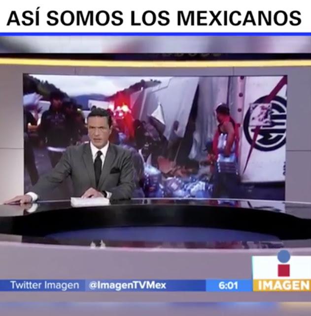 Así somos los mexicanos... ¿Estás de acuerdo?