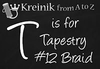 Kreinik Tapestry #12 Braid is used in needlepoint, crochet, bead knitting, fly fishing and more