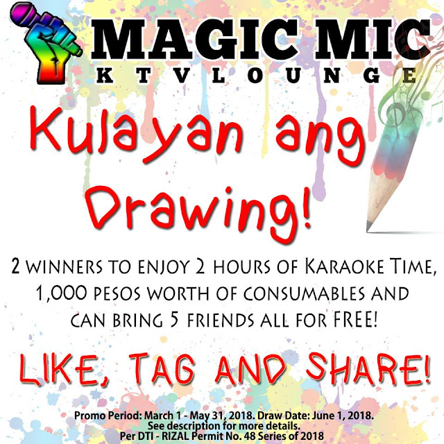 Magic Mic KTV Lounge Contest