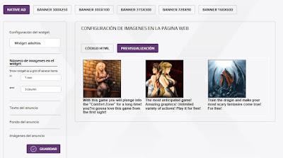 ADxXx - publicidad nativa webs adultos
