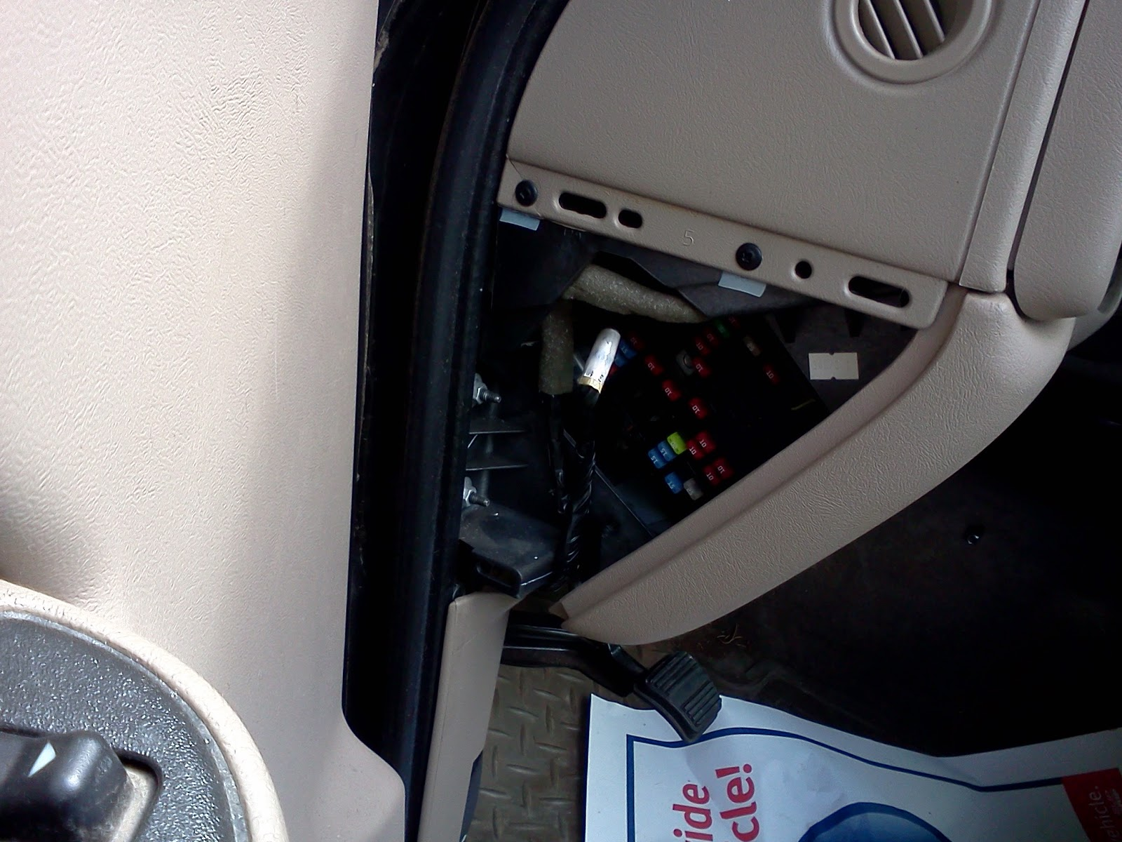 2003 Fuse Box Silverado Chevy