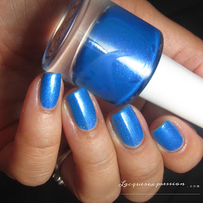 nail polish swatch of You get a Polish!! by Lou It Yourself