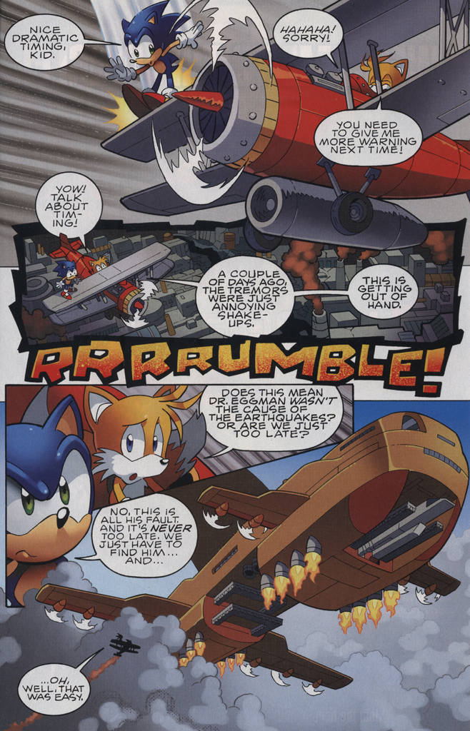 Read online Sonic The Hedgehog comic -  Issue #229 - 17