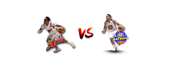 May 13: Alaska vs TNT, 4:30pm Ynares Center Antipolo
