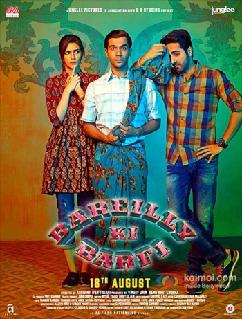 Bareilly Ki Barfi 2017 Hindi DVDScr x264 700MB
